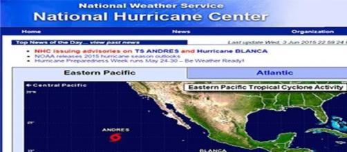 Centro Nacional de Huracanes - NOAA