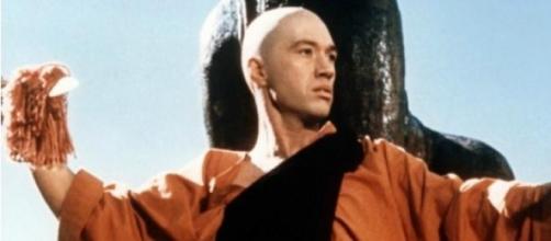 "David Carradine em ""Kung Fu"""