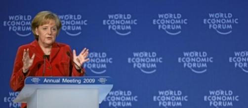 Il cancelliere Angela Merkel
