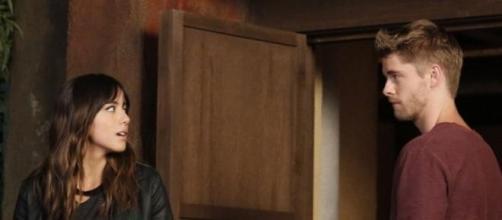 Luke Mitchell aparecerá más en 'Agents of SHIELD'.