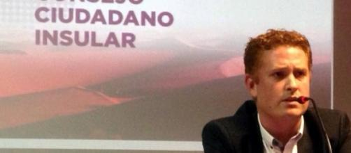 Pérez Peñate, secretario del Consejo Insular.