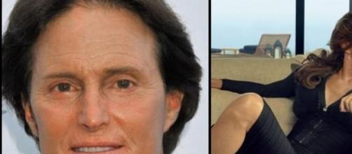 William Bruce Jenner/Caitlyn Jenner: cambio