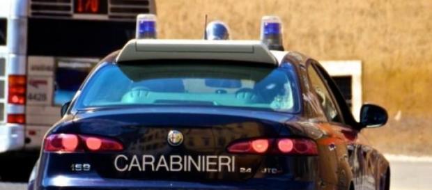 I Carabinieri indagano sull'omicidio di Corazon