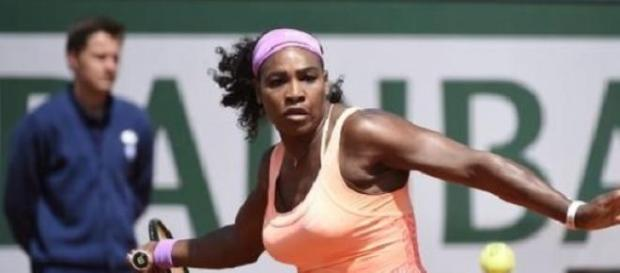 Serena Williams en finale de Roland-Garros !