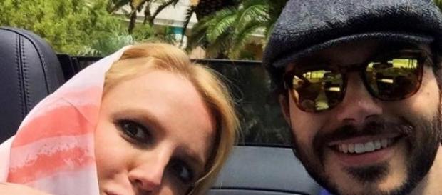 So verliebt: Britney Spears und ihr Freund