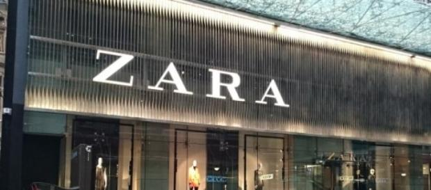 Un magazin Zara din Sydney, Australia/Wikipedia