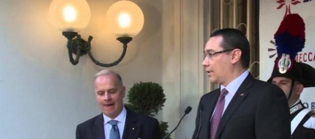 Victor Ponta face vrajbă între români