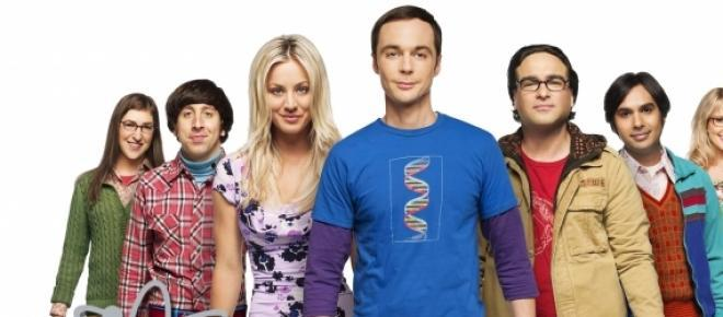 The Big Bang Theory la serie