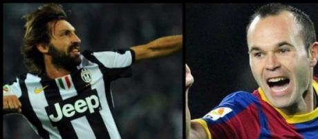 Ambos jugadores son sinónimo de clase y calidad