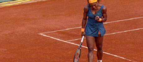 Serena battled illness but still won through