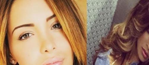 Ayem Nour et Nabilla Benattia en colère.
