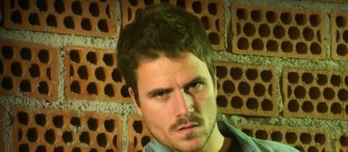 Dani Martín, ex-cantante de El Canto del Loco.