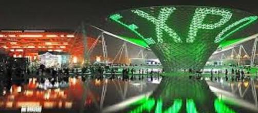 lavorare all'esposizione internazionale Expo