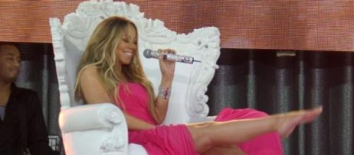 Mariah come Whitney, in caduta libera?