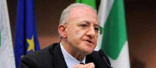 Vincenzo de Luca, neo presidente della Campania
