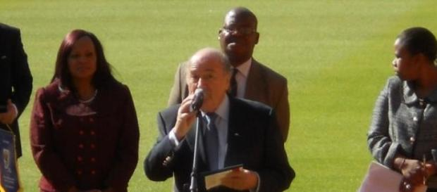 Blatter is working towards reform