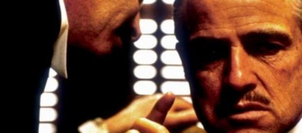 'El Padrino', con Marlon Brando