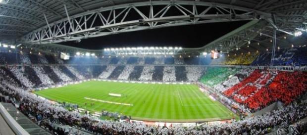 Estadio de la Juventus de Turín