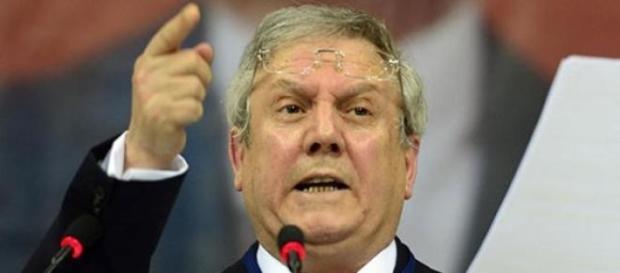 Fenerbahces Präsident Aziz Yildirim
