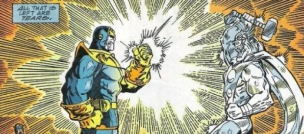 ¿Veremos a Thor frente a Thanos antes de tiempo?