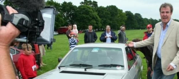 Jeremy Clarkson verkauft Mercedes