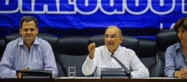 Les négociateurs ont annoncé l'entente à La Havane