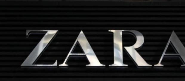 Logotipo de la firma Zara