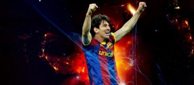 Messi va affronter la Juventus.