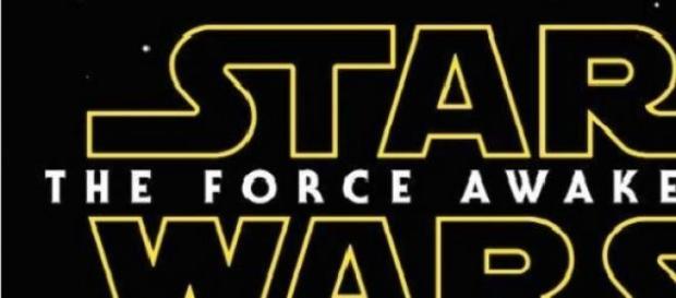 O logotipo do novo filme da saga Star Wars