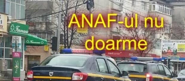 Patronii localurilor nu mai scapa de ANAF.