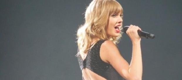 Taylor Swift was the no.1 global recording artist