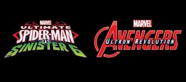 Ultimate Spider-Man et Avengers Rassemblement.