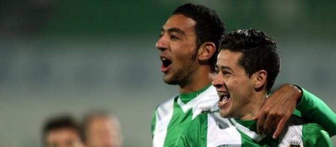 Hassan e Diego Lopes juntos no Rio Ave