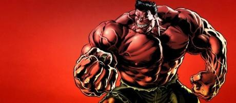 Red Hulk puede salir en Captain America: Civil War