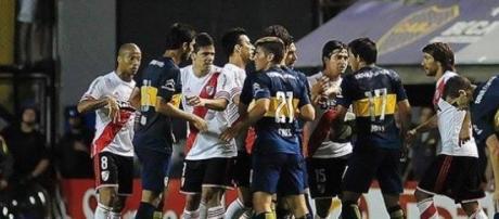 Se suspendió Boca y River en Córdoba
