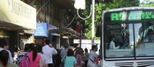 El martes no habrá transporte público en Córdoba