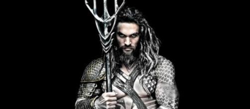 El nuevo aspecto de Aquaman