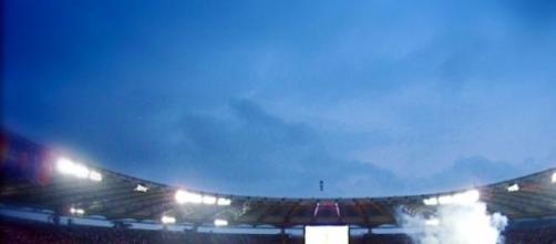 Estadio de la Champions League