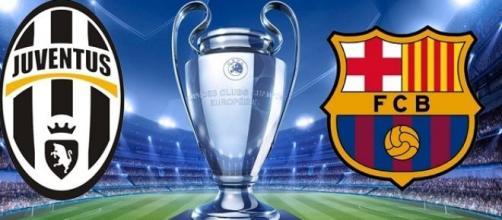 LIVE Juventus-Barcellona finale Champions League.