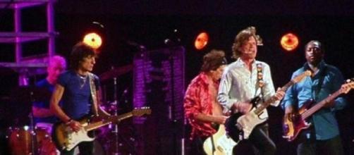 Los Rolling Stones siguen en buena forma