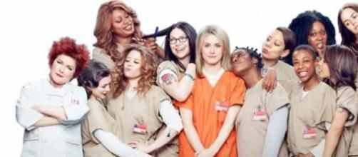Orange is the new black - série da Netflix
