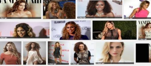 Transgender celebrities have grown in relevance.