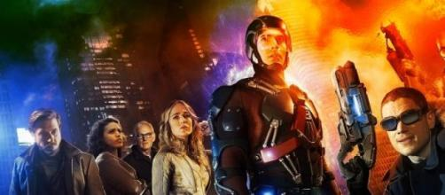 Victor Garber habla sobre 'Legends of Tomorrow'.