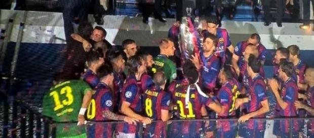 Barcelona - jedna jedyna i niepowtarzalna!