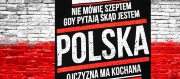 Kocham Polskę i nie wstydzę się tego!