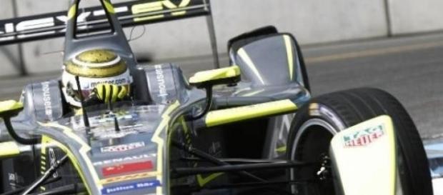 Nelson Piquet Jr. gagne l'eprix de Moscou !