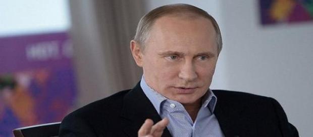 Presidente da Rússia - Vladimir Putin