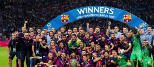Barcelona levanta su quinta Champions League