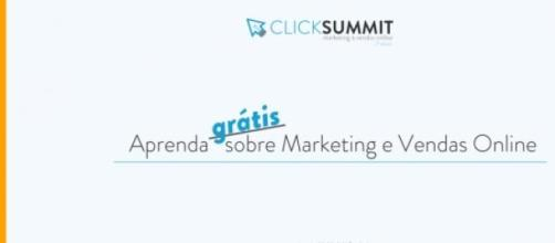 Congresso gratuito online sobre marketing digital.
