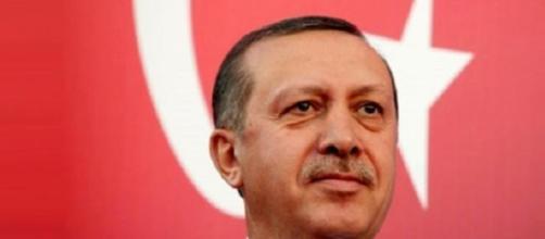 Il primo ministro turco, Recep Tayyip Erdogan